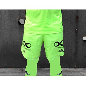 Keeper Shorts Grønn-sort Sr. 2020