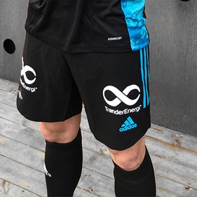 Keeper Shorts Sort-blå Jr. 2020