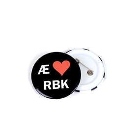 Button - I Love RBK