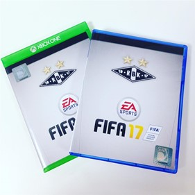 FIFA17 XBOXON RBK Limited Edition